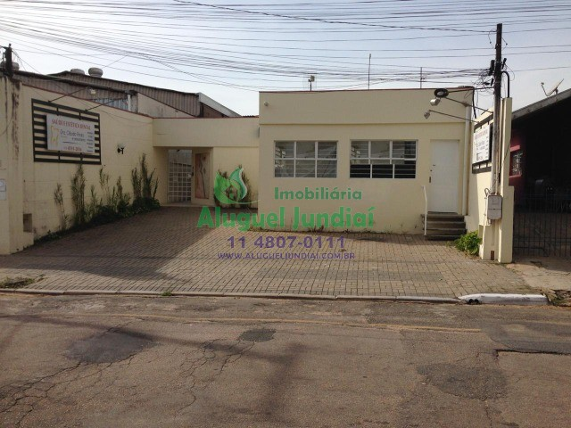 PRÉDIO COMERCIAL PARA LOCAÇÃO NO CENTRO DE ITUPEVA