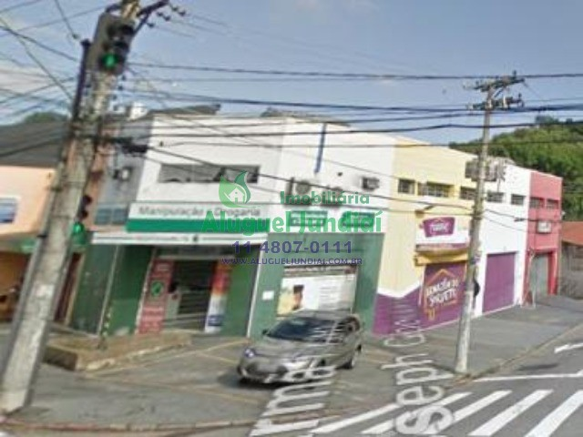 Conjunto comercial a venda em Jundiaí em uma das principais avenidas da cidade.