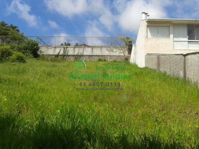Terreno para VENDA em Condomínio Fechado no Parque da Fazenda em Itatiba com 1000m² em aclive