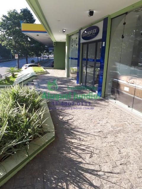 Salão comercial TÉRREO para VENDA (SOMENTE PARA INVESTIDOR) na Chácara Urbana em Jundiaí com 220m² de área útil , VAGAS