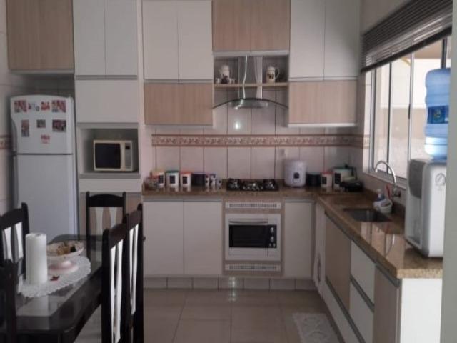 CASA SOBRADO PARA VENDA JUNDIAÍ, PQ RESIDENCIAL II, 3 dormitórios (sendo 1 suíte), Sala de estar, jantar e Sala de TV, Cozinha planejada, Área c/ Chur