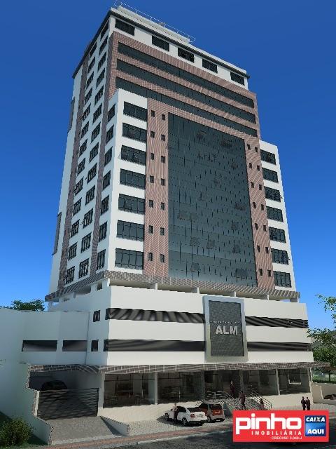 Sala Comercial, Centro Empresarial ALM, Bairro Pagani, Palhoça, SC