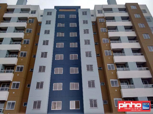 Apartamento NOVO de 02 dormitórios para VENDA, Bairro Pedra Branca, Palhoça, SC