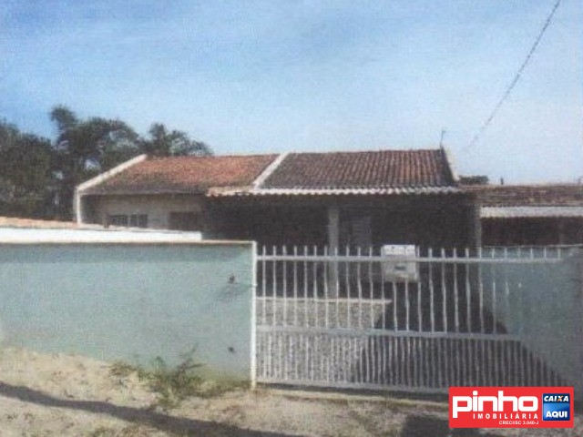 Casa com 02 dormitórios, VENDA DIRETA CAIXA, Bairro Itacolomi, Balneário Piçarras , SC.