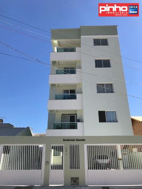 Apartamento Novo de 02 dormitórios, Residencial São Sebastião, VENDA, Bairro São Sebastião, Palhoça, SC,