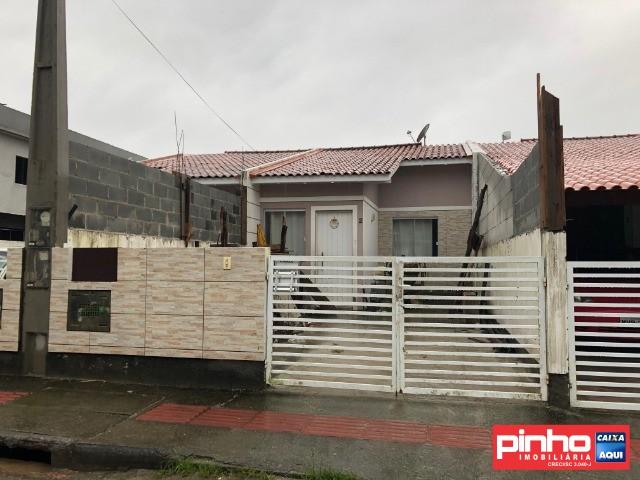CASA GEMINADA de 02 dormitórios, VENDA DIRETA CAIXA, Bairro Forquilhas, São José, SC