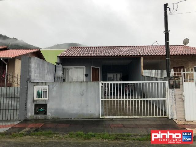 CASA GEMINADA de 02 dormitórios, VENDA DIRETA CAIXA, Bairro Potecas, São José, SC