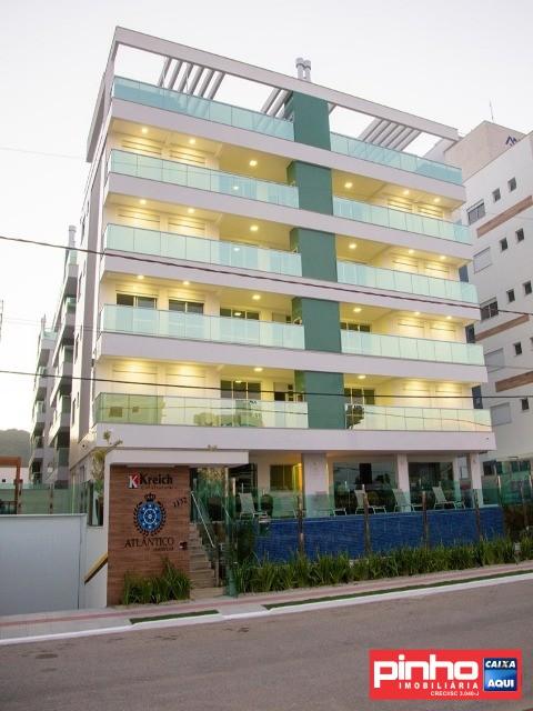 Apartamento NOVO de 2 dormitórios (suíte), para Venda, Bairro Praia de Palmas do Arvoredo, Governador Celso Ramos, SC