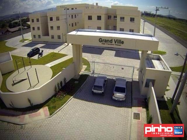 Apartamento para VENDA DIRETA CAIXA, Bairro Guarda do Cubatão, Palhoça, SC