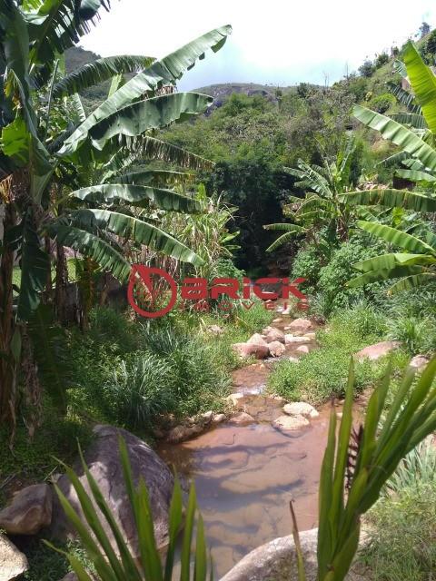 Fazenda / Sítio à venda em Pessegueiros, Teresópolis - Foto 2