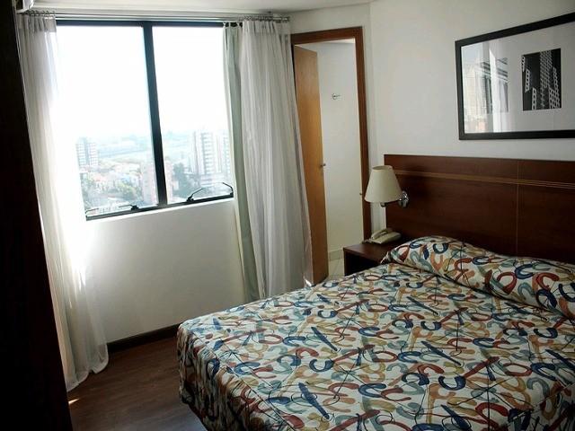 Flat para venda no edifício Twin Towers São Bernardo, 1 dormitório, 1 vaga de garagem