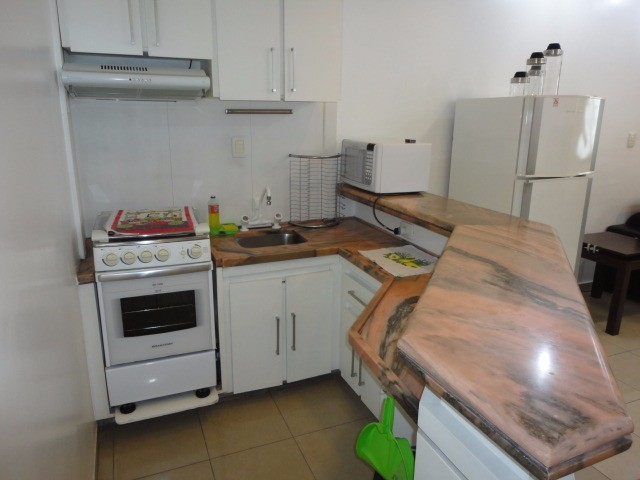 Flat para venda Le Boungainville 1 dormitorio, 1 vaga, mobiliado em Alphaville
