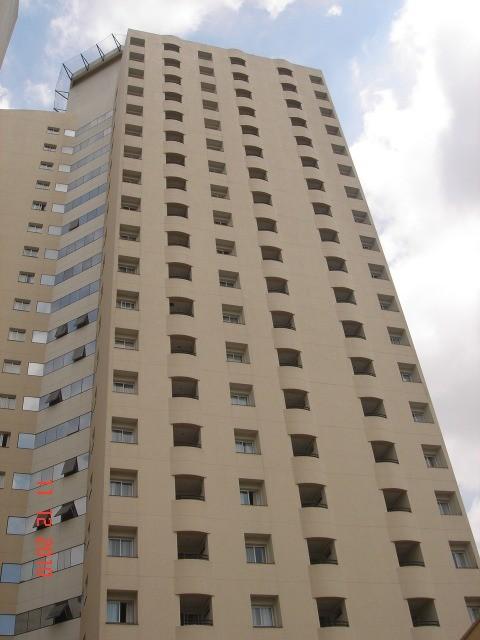 Flat 1 quarto 1 garagem para venda em Santo Andre sp