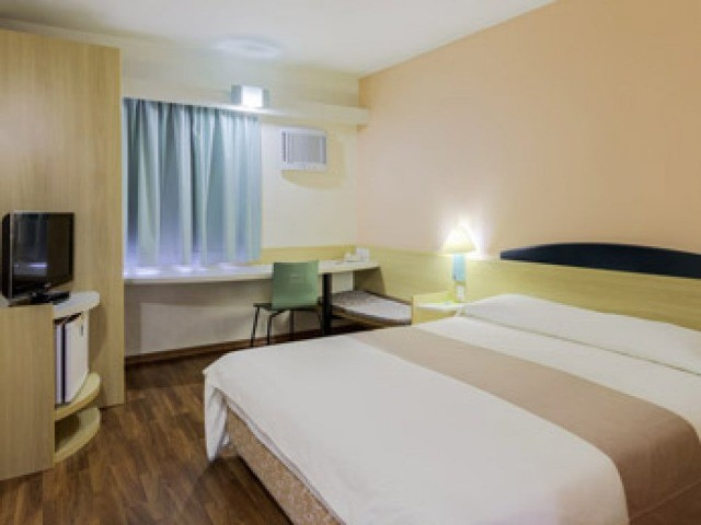 Flat para venda em Santo Andre, 1 dormitório, 1 vaga de garagem