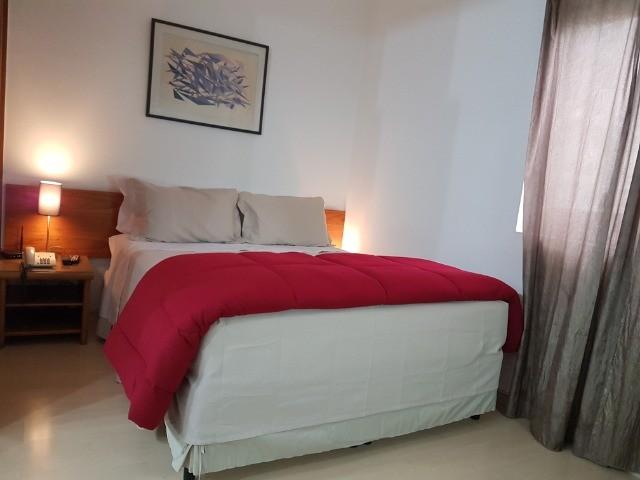 Flat 1 dormitório 1 vaga mobiliado para locação em Moema SP