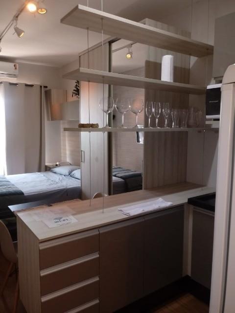 Flat 1 quarto 1 garagem para alugar em cotia em são paulo sp