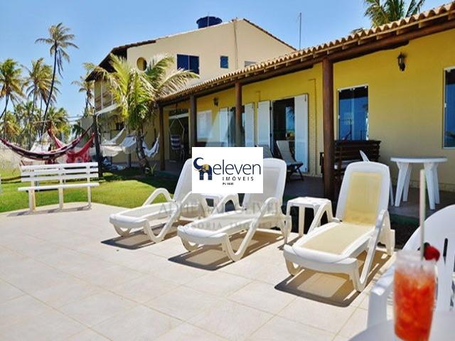 Hotel, Pousada, Resort de 11 dormitórios à venda em Porto De Sauipe, Entre Rios - BA