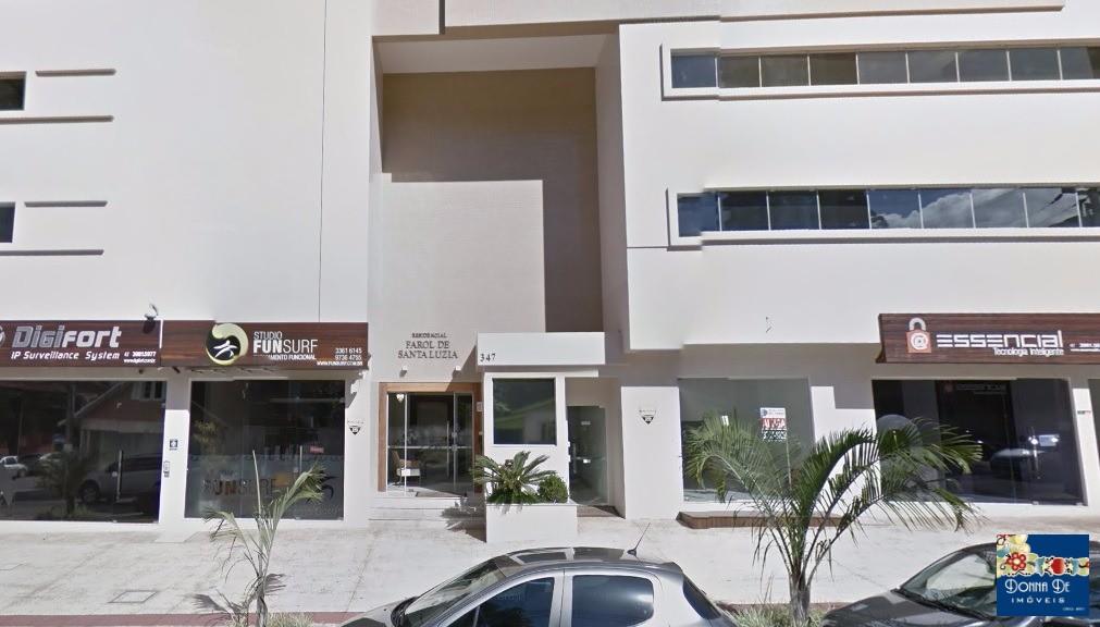SALA COMERCIAL TÉRREA COM 36 M² - NA RUA MIGUEL MATTE, BAIRRO DOS PIONEIROS - EDIFÍCIO FAROL DE SANTA LUZIA