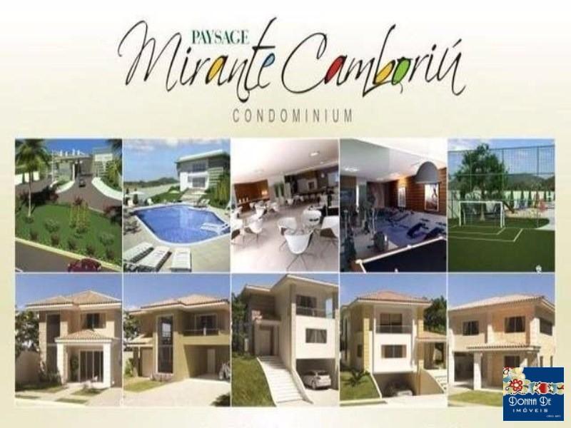 CONDOMÍNIO MIRANTE CAMBORIÚ - TERRENO COM 360M² PRIVATIVOS - ESTUDA PERMUTA POR CARRO.