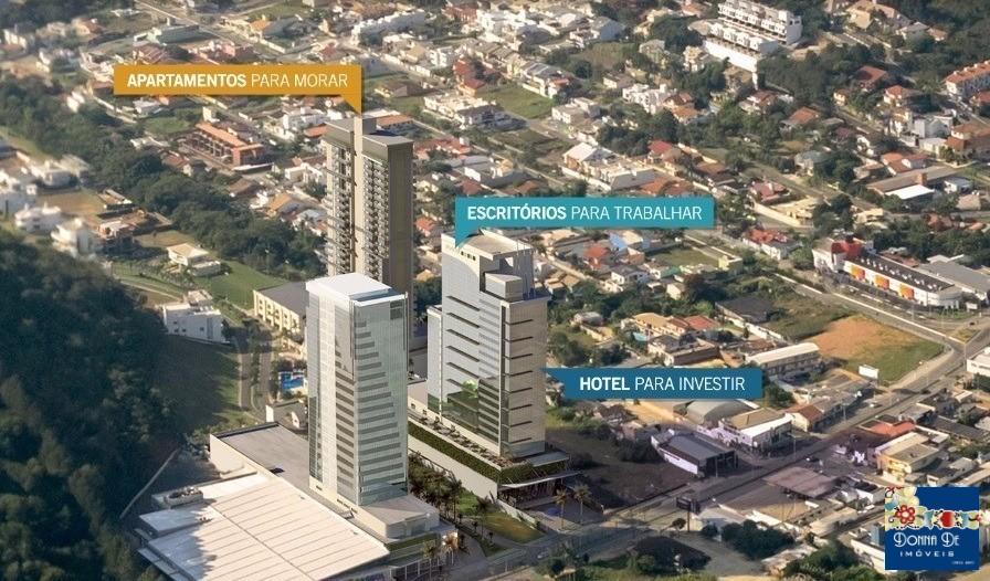 LOCAÇÃO ANUAL - SALA COMERCIAL NO RIVIERA CONCEPT - COM 28M² - NA PRAIA BRAVA.
