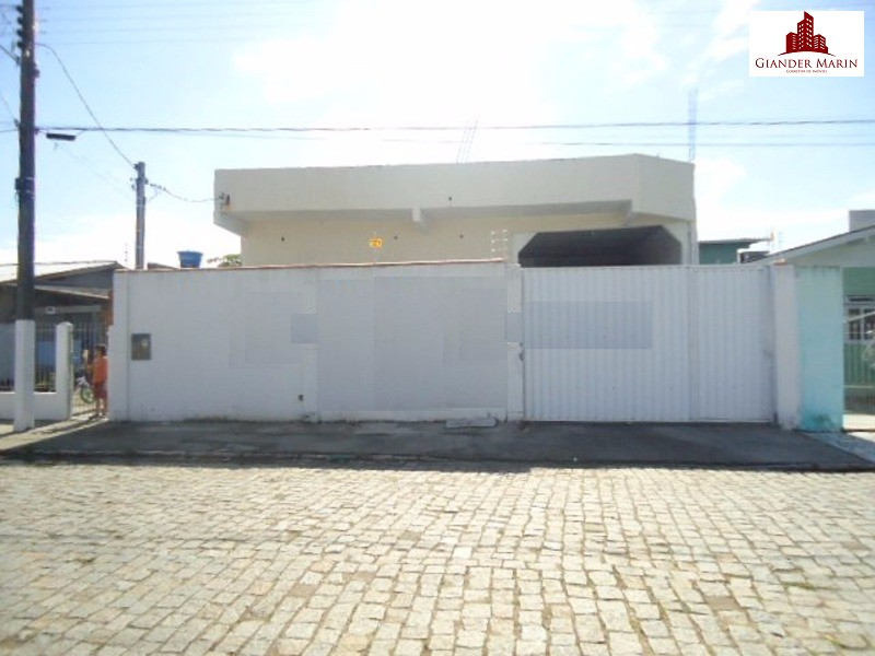 Galpão na cidade de Itajaí
