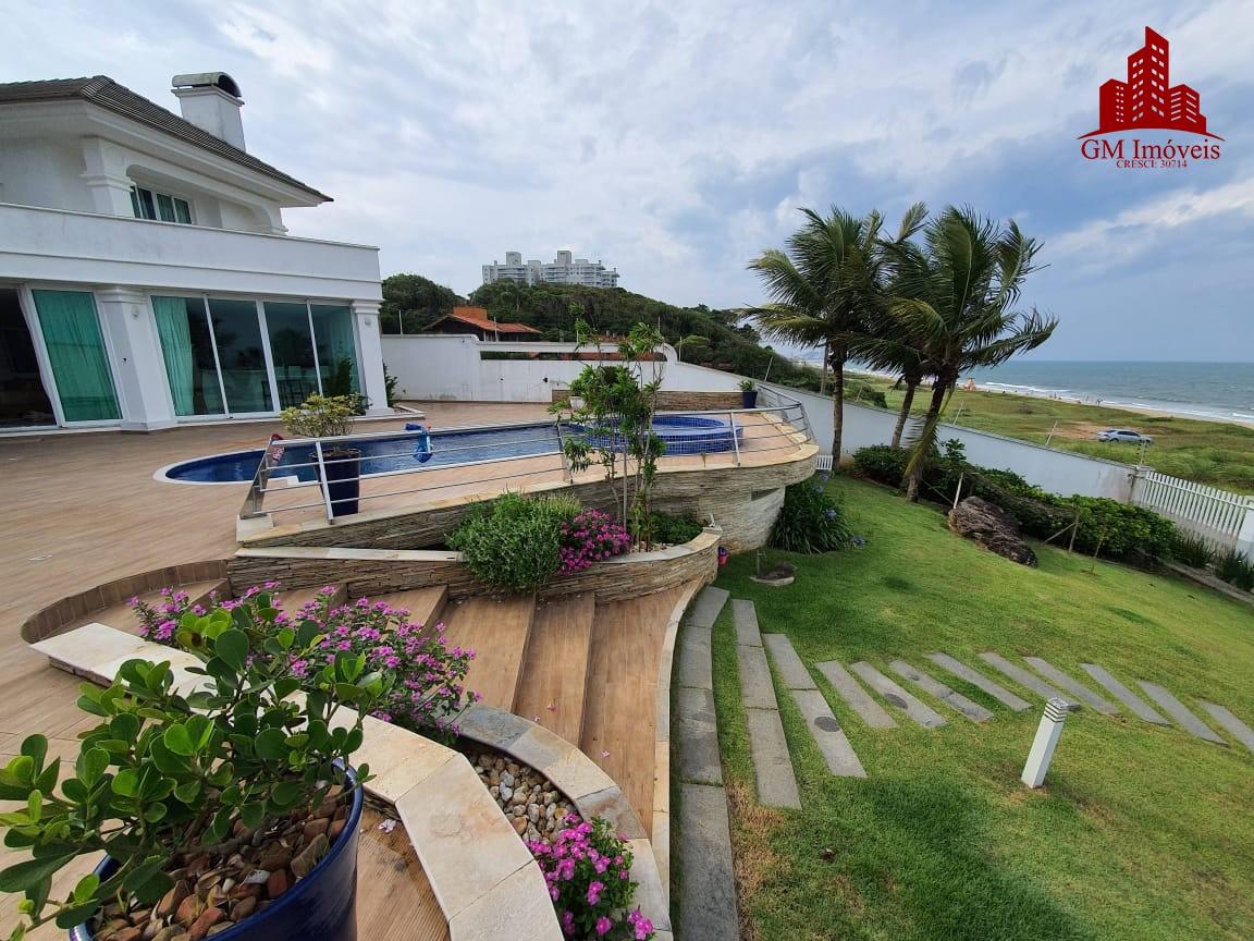 Casa alto padrão frente Mar