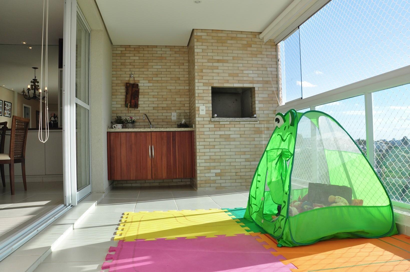 Apartamento de 3 dormitórios em Bairro Alphaville, Campinas - SP