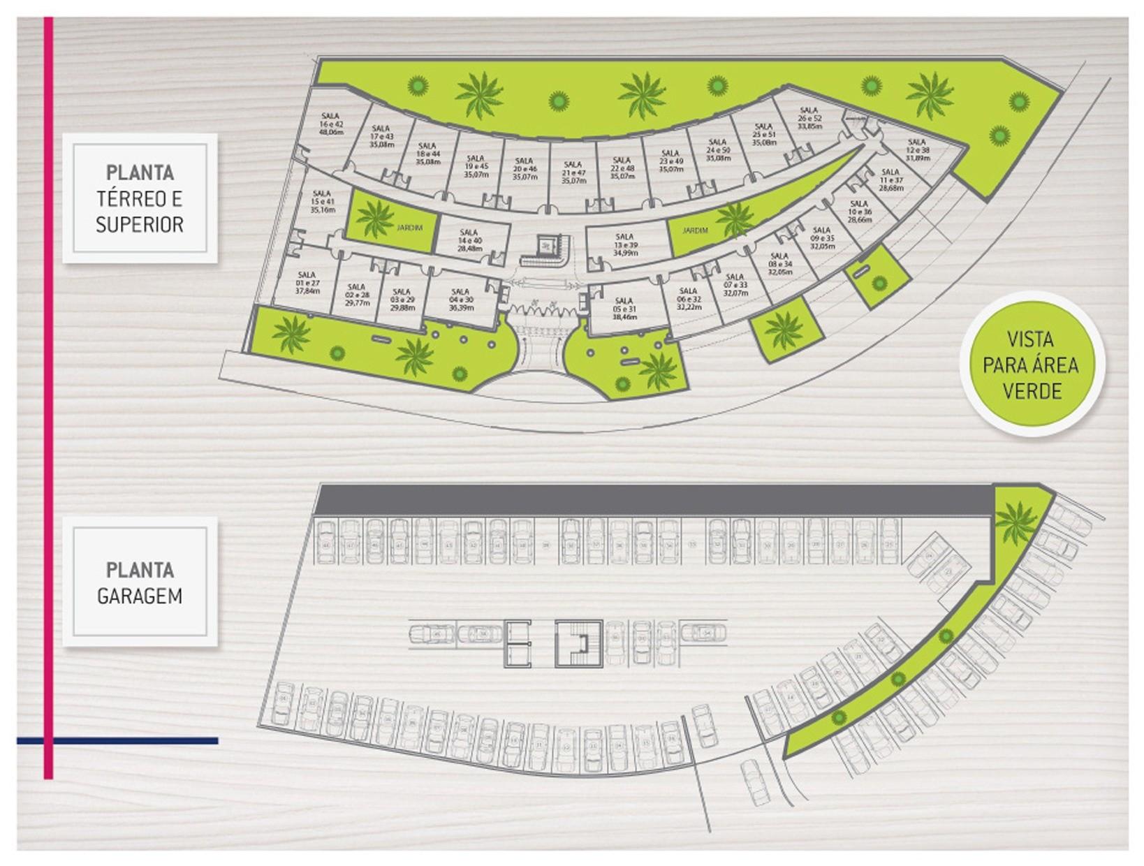 Office à venda em Sousas, Campinas - SP