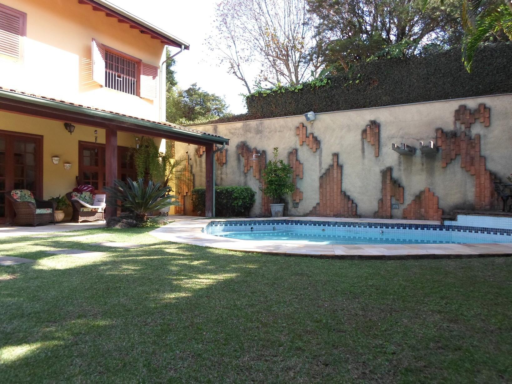 Sobrado de 4 dormitórios em Jardim Guarani, Campinas - SP
