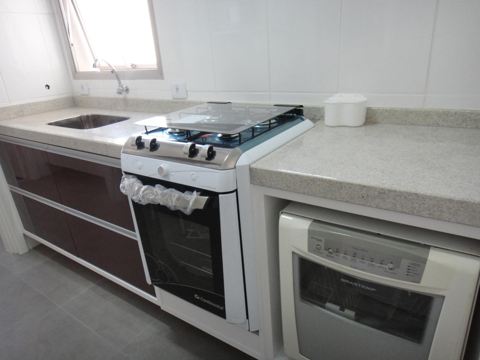 Apartamento de 1 dormitório em Guanabara, Campinas - SP