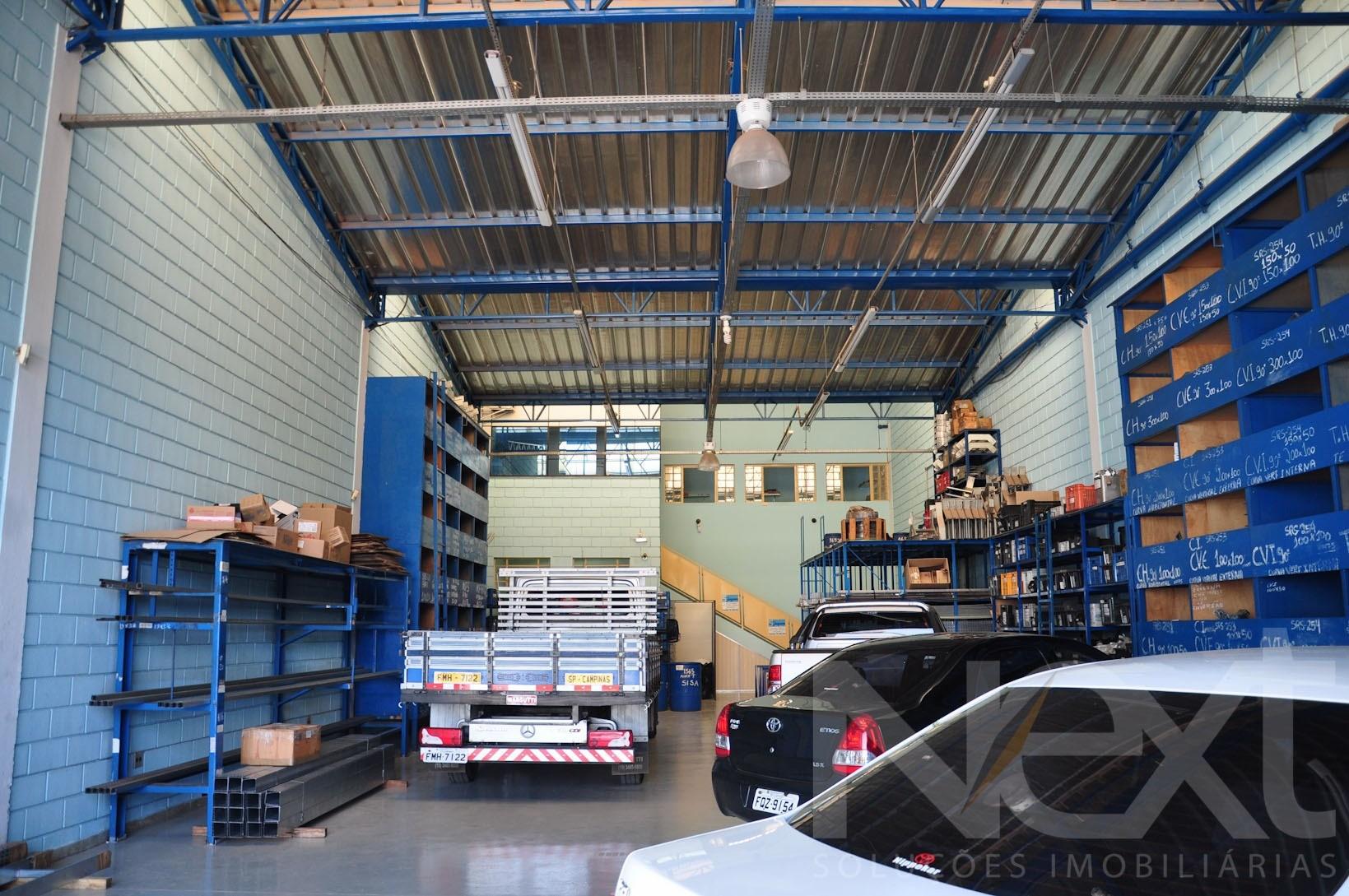 Industrial em Jardim Pacaembu, Campinas - SP