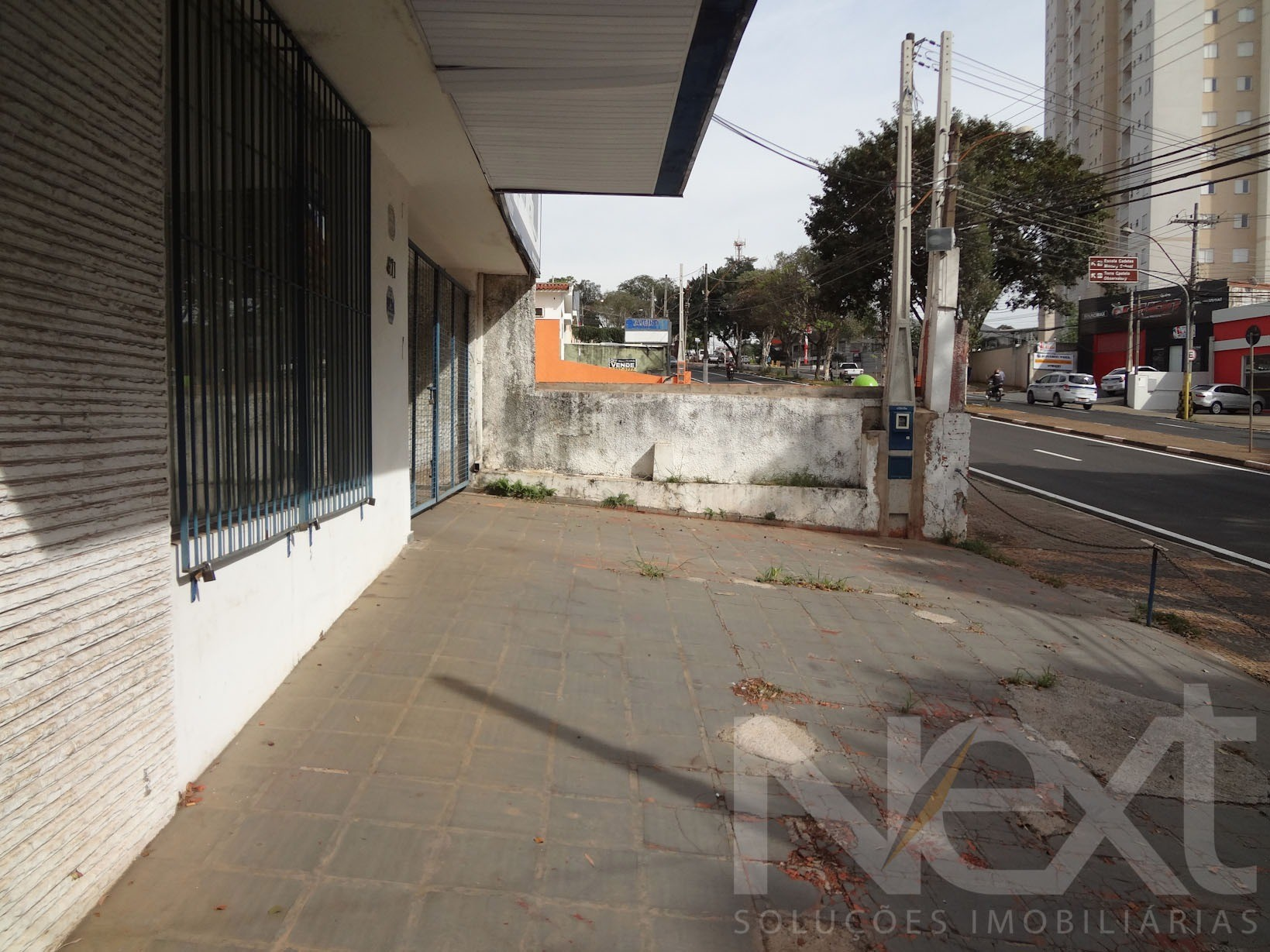 Prédio de 3 dormitórios em Vila Nova, Campinas - SP