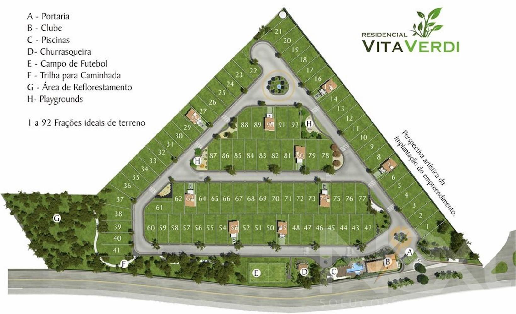 Land Lot em Pinheiros, Valinhos - SP