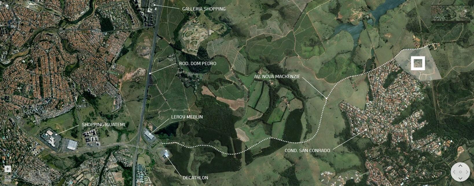 Land Lot em Sousas, Campinas - SP