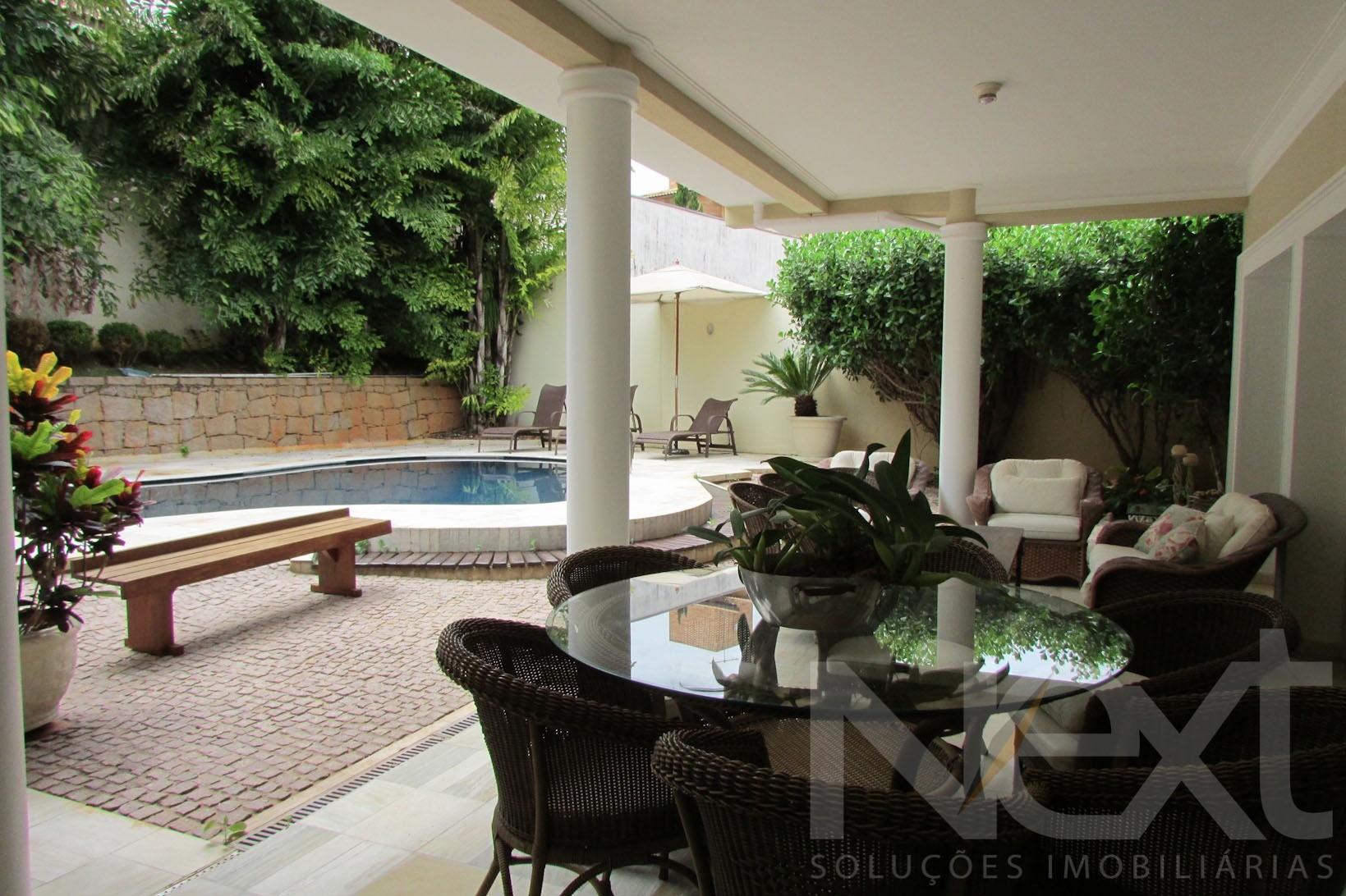 Condomínio de 4 dormitórios à venda em Bairro Alphaville, Campinas - SP