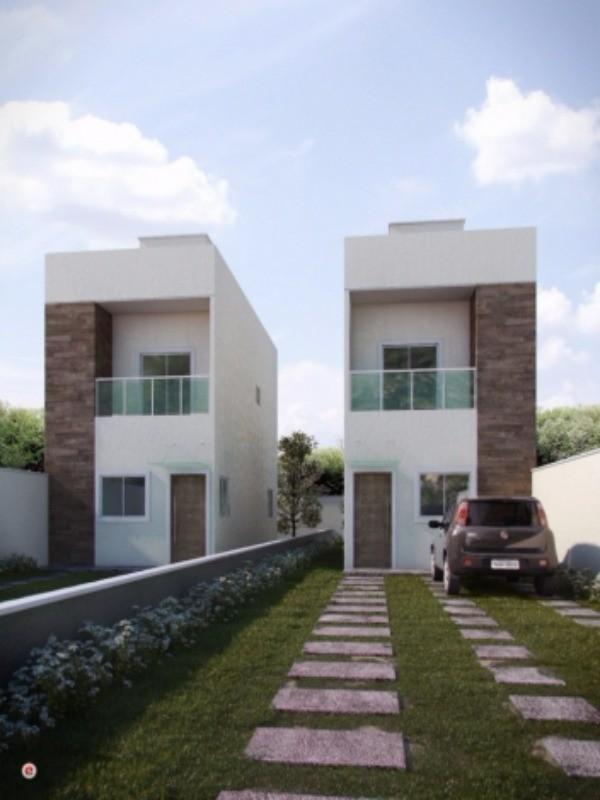 casa duplex em Manguinhos com excelente preço