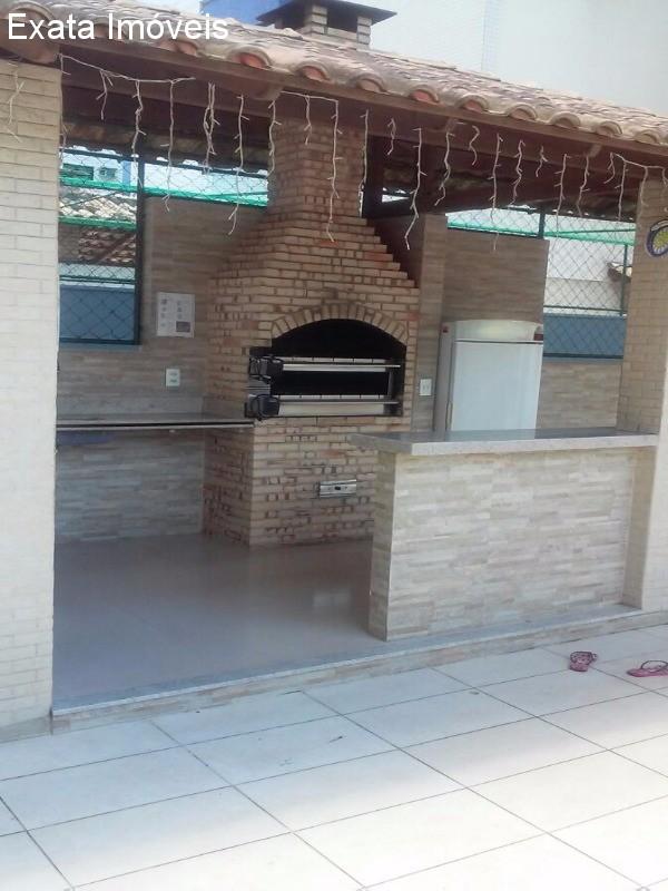 Jardim Camburi, Edf. Villa Castelli 4 quartos com suíte e la