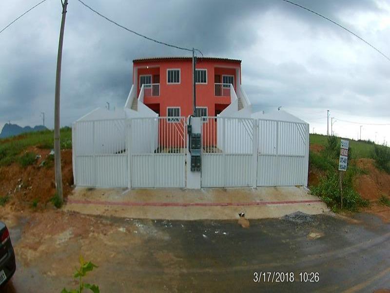 Casas no projeto Minha Casa Minha Vida em Serra, Casa no loteamento Serra Ville, bairro vizinho a Planalto Serrano,  casa nova e pronta,  com 2 quarto