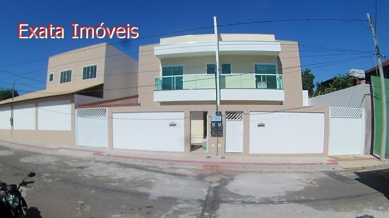 Casa Duplex, 2 quartos com suite, 2 vagas de garagens 86 metros quadrados.  Excelente localização, próximo ao mar em Portal de Jacaraipe na Serra, imó