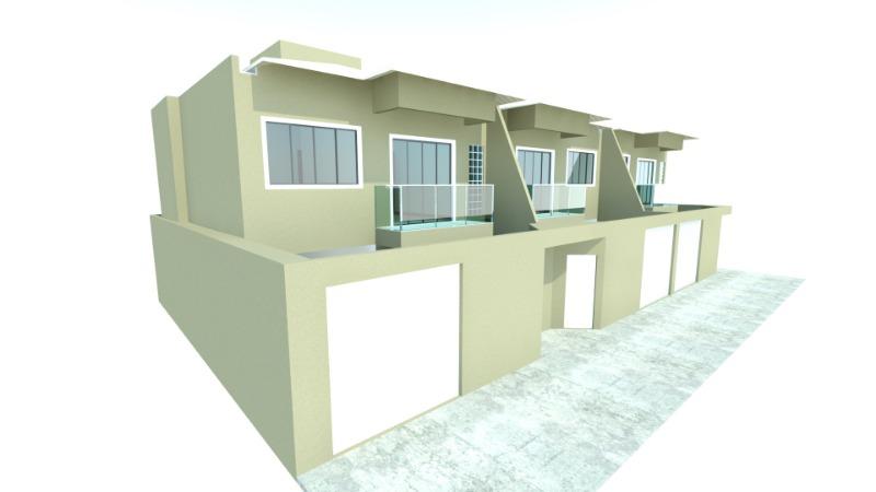 Jacaraipe, próximo ao Supermercados EPA,  Casa duplex, com 3 quartos, 1 suite, 108 m², 1 vaga de garagem, sol da manhã, próximo a faculdade, academia,