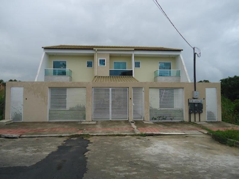Venha conhecer o Residencial Arpoador em Morada de Laranjeiras  3 casas duplex,  3 quartos (1 suíte) com 100,80m²   - Casas independentes - Previsão p