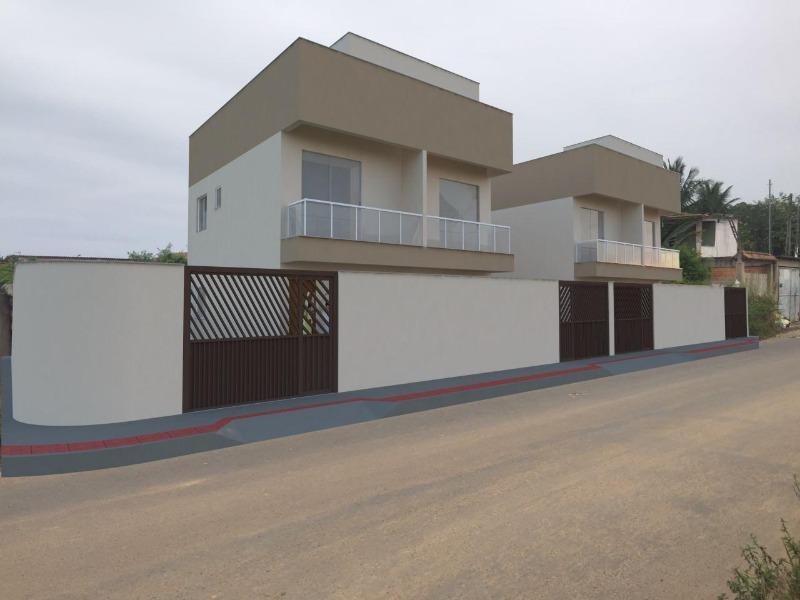 serra, casa duplex, próximo a praia, programa mcmv, aceita financiamento