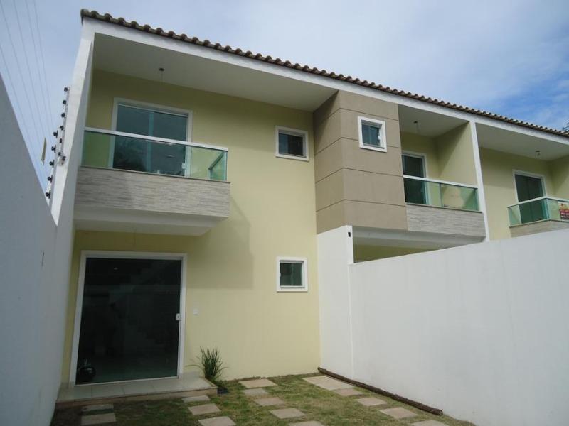 Manguinhos, serra, casa 3 quartos 1 suite, quintal grande, fino acabamento
