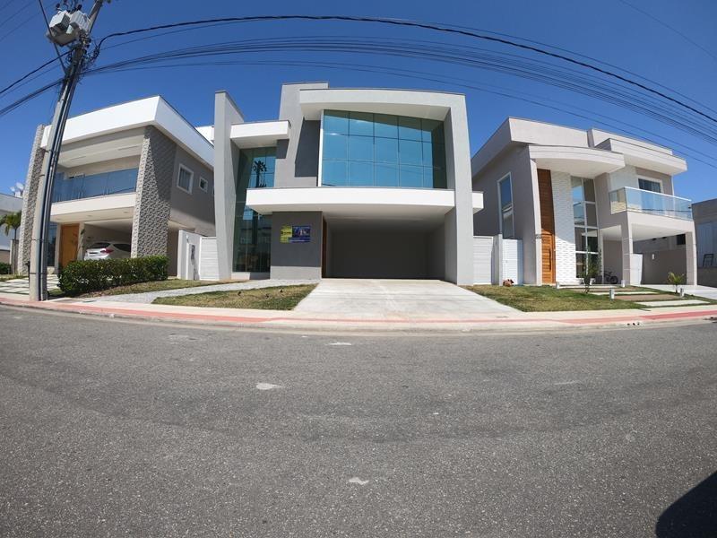 Boulevard Lagoa, casa duplex 4 quartos 4 suites, lazer completo em condominio fechado