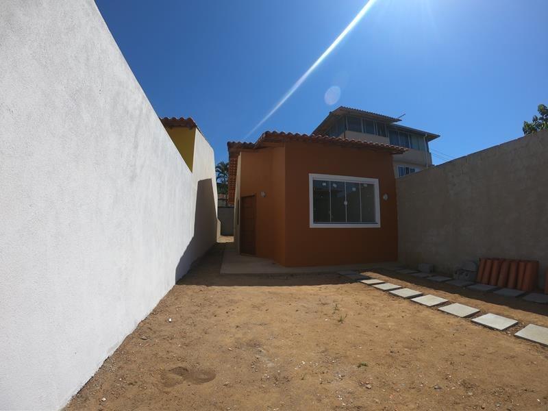 Jacaraipe, casa 2 quartos com excelente acabamento, dentro do plano MCMV