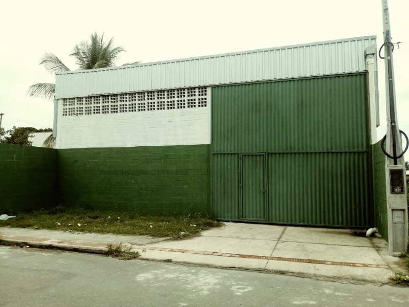 galpão em Alterosa, Civit 2, 280 m²,