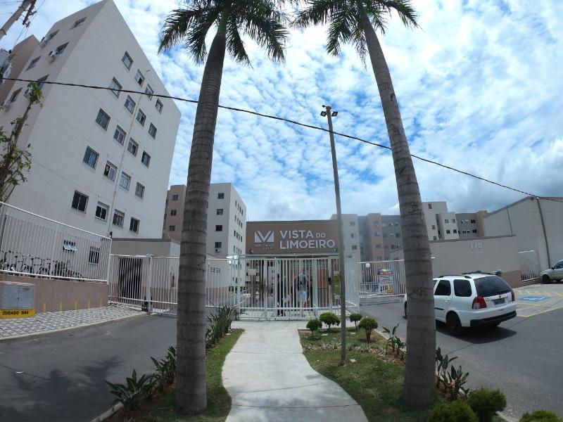 apartamento 2 quartos com suite em Novo Horizonte, com lazer