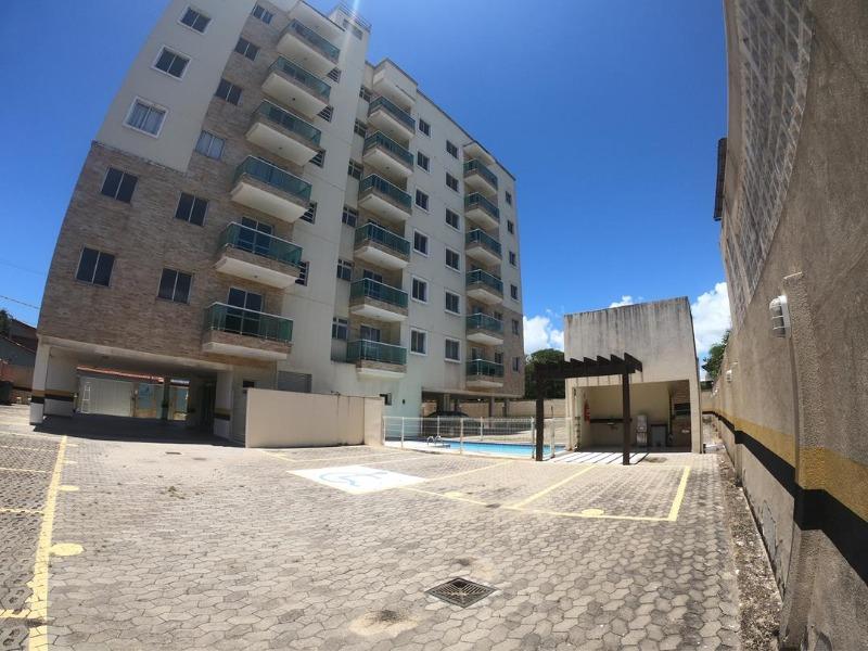 Jacaraipe centro, apt 2 quartos no Condomínio Serra Mar