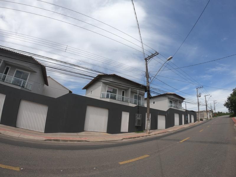 Portal de Jacaraipe,  Casa duplex com 2 quartos 2 suites,  sala, cozinha, área de serviços