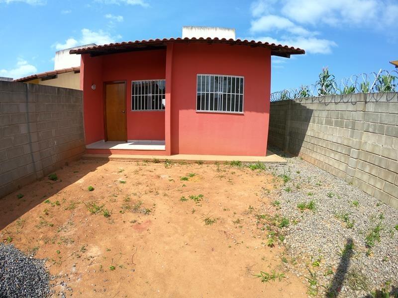 jacaraipe, bairro Residencial Jacaraipe com 2 quartos e quintal amplo